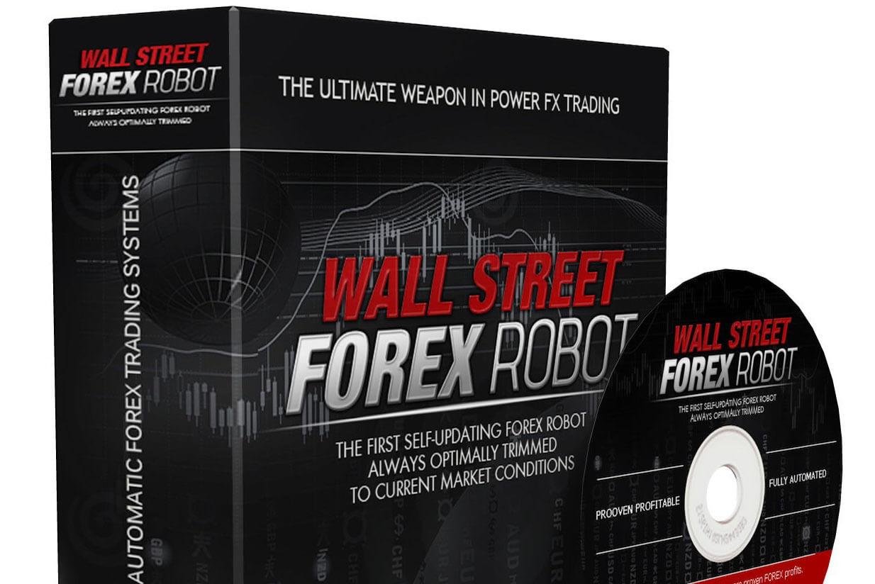 Советник Wall Street Forex Robot 4.7